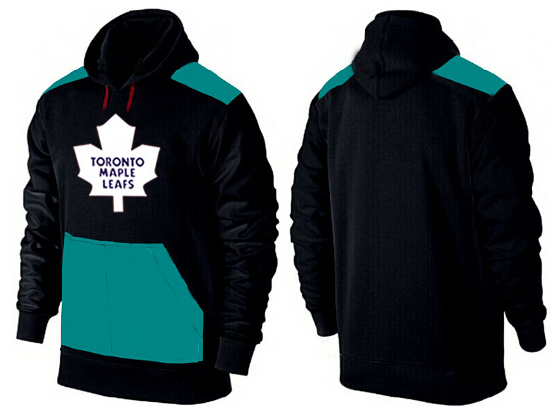 Men Toronto Maple Leafs Pullover Hoodie 0118