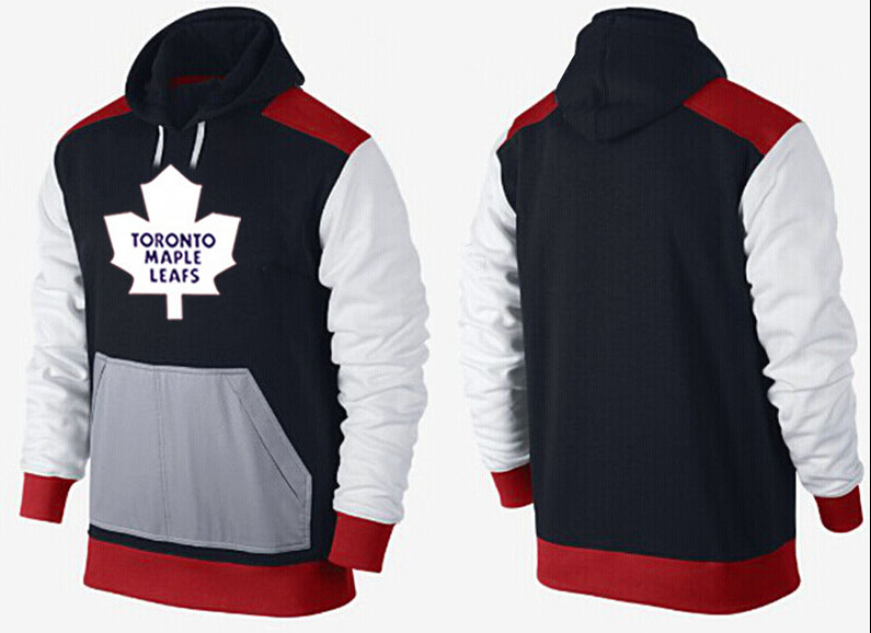 Men Toronto Maple Leafs Pullover Hoodie 0119