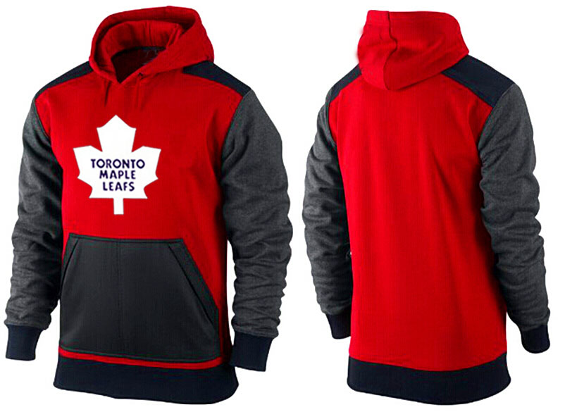 Men Toronto Maple Leafs Pullover Hoodie 0120