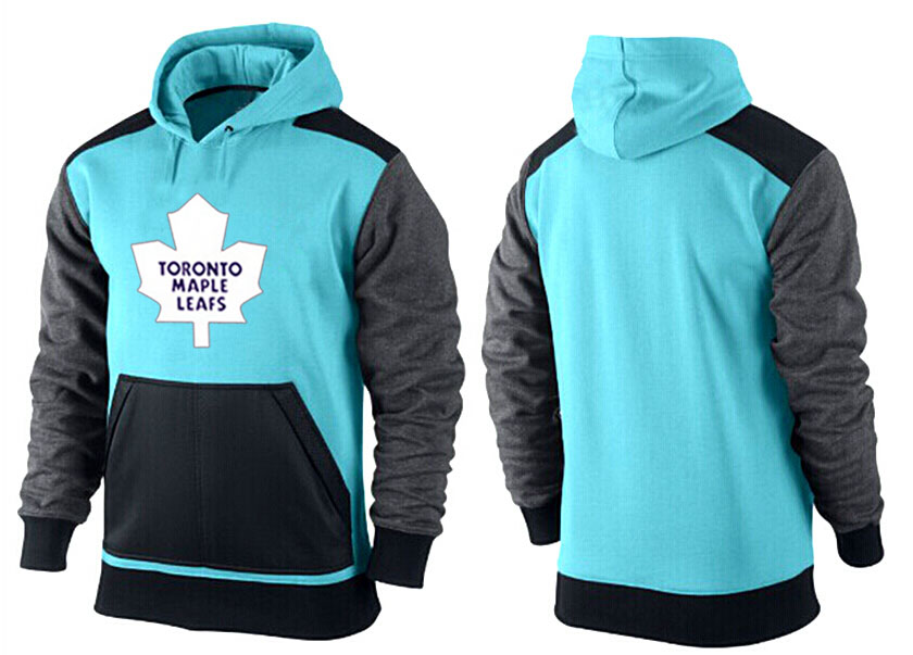 Men Toronto Maple Leafs Pullover Hoodie 0121