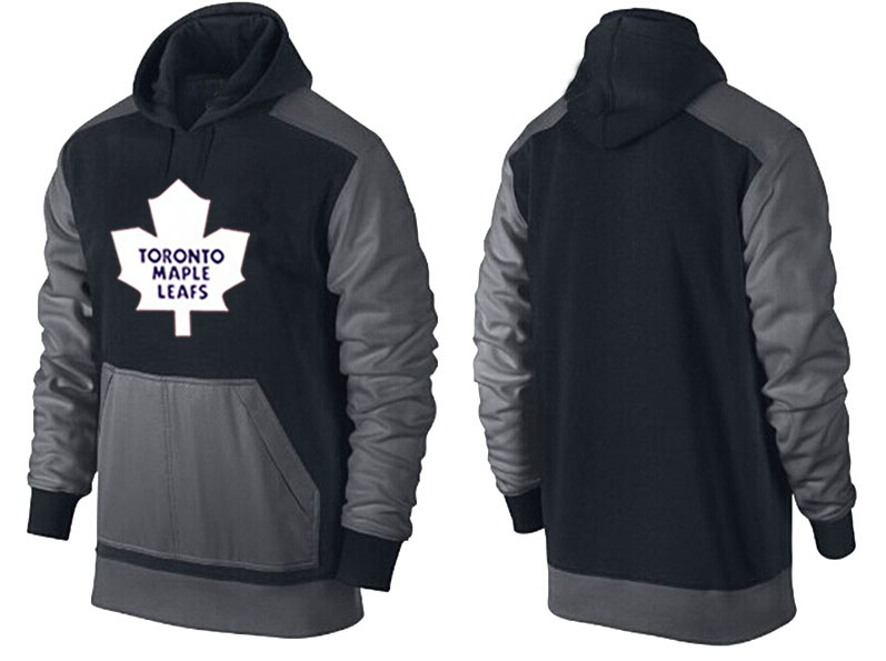 Men Toronto Maple Leafs Pullover Hoodie 0123