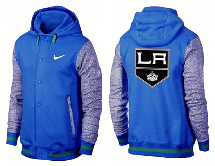 Men Los Angeles Kings Pullover Hoodie 0140