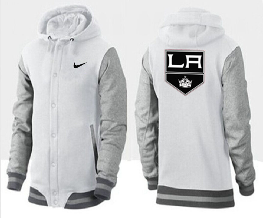 Men Los Angeles Kings Pullover Hoodie 0142
