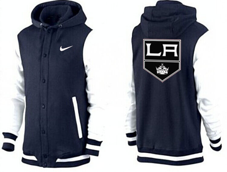 Men Los Angeles Kings Pullover Hoodie 0144