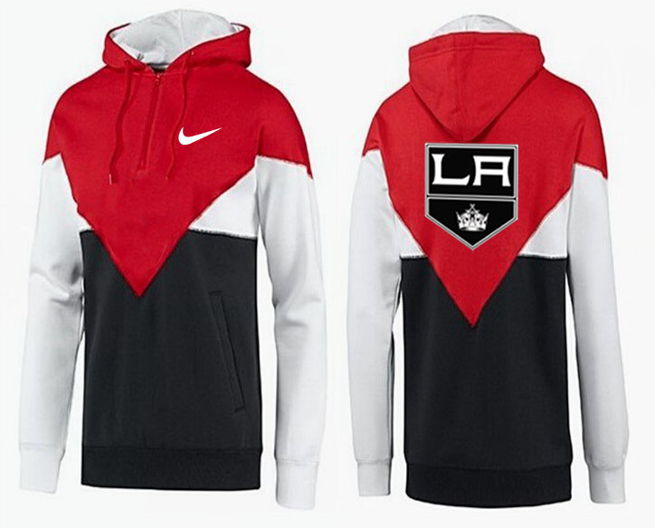 Men Los Angeles Kings Pullover Hoodie 0146