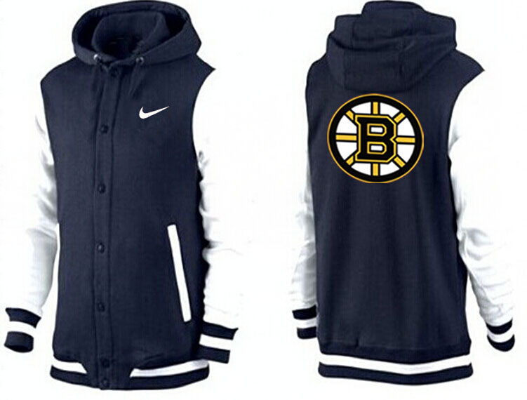 Men Boston Bruins Pullover Hoodie 0145