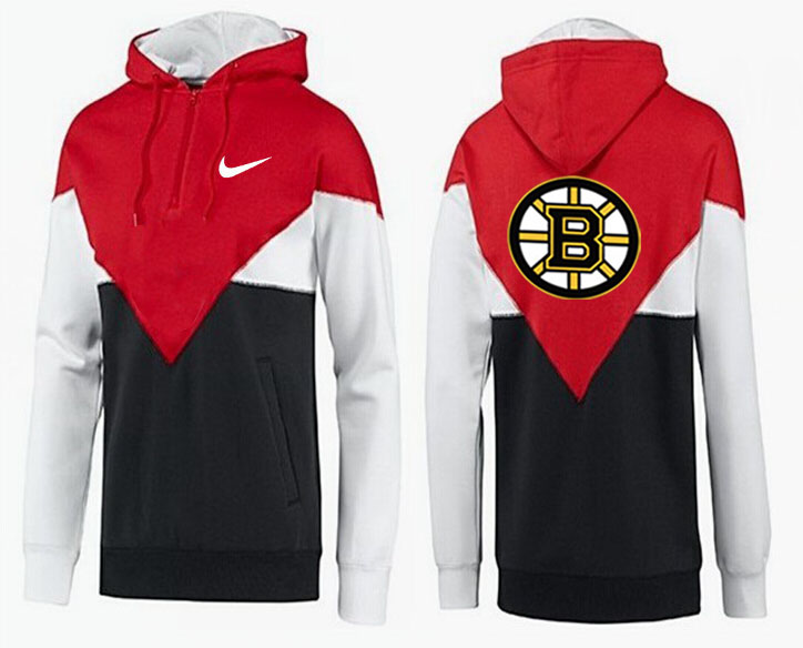 Men Boston Bruins Pullover Hoodie 0147
