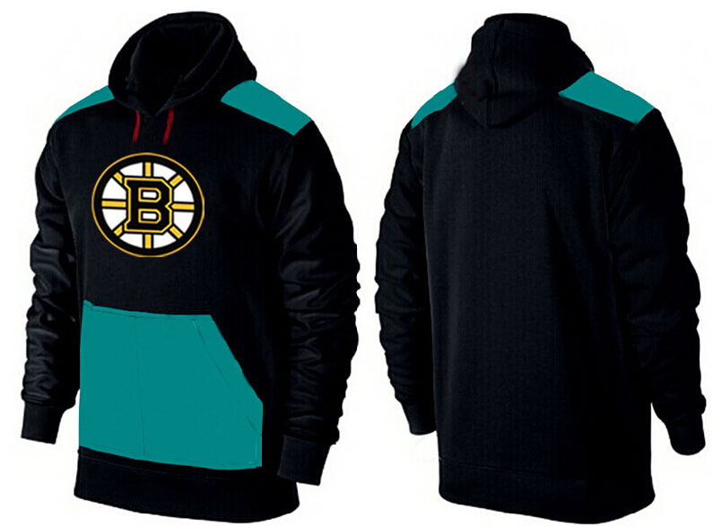Men Boston Bruins Pullover Hoodie 0148