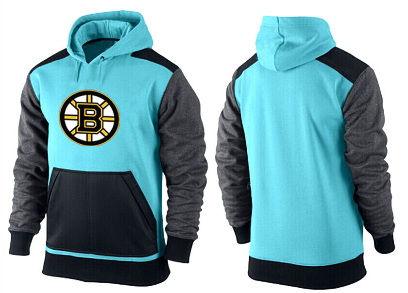 Men Boston Bruins Pullover Hoodie 0151