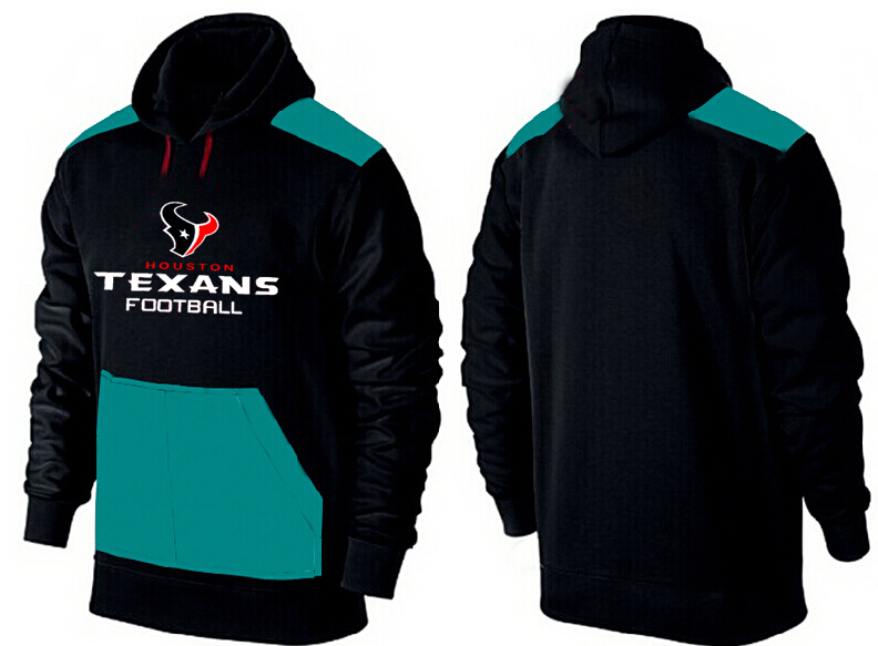 Men Houston Texans Pullover Hoodie 1