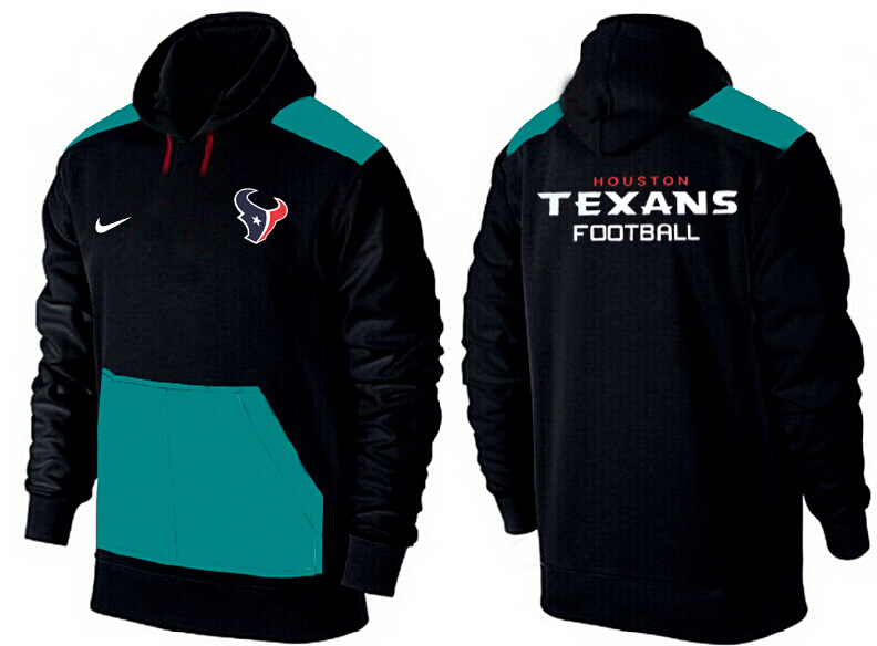 Men Houston Texans Pullover Hoodie 14