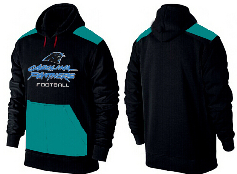 Men Carolina Panthers Pullover Hoodie 4