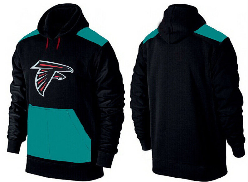 Men Atlanta Falcons Pullover Hoodie 1