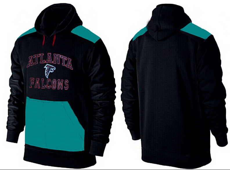 Men Atlanta Falcons Pullover Hoodie 2
