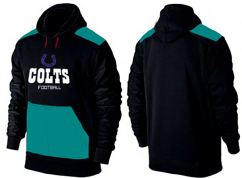Men Indianapolis Colts Pullover Hoodie 4