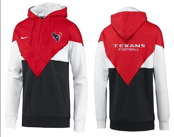 Men Houston Texans Pullover Hoodie aa-5