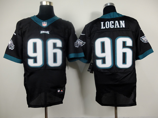 Philadelphia Eagles 96 Logan Black 2014 New Nike Elite Jerseys