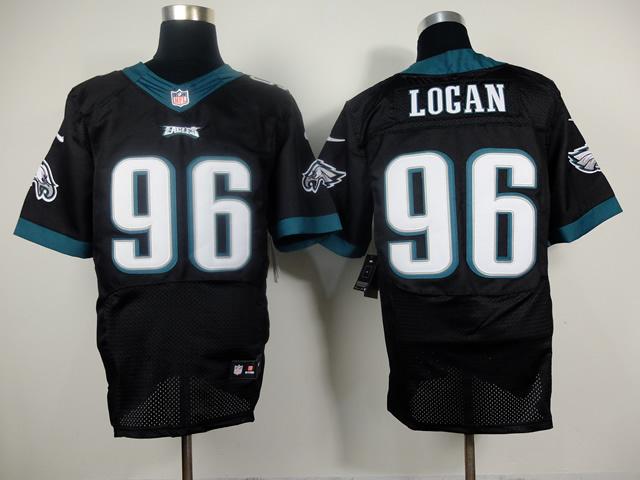 Philadelphia Eagles 96 Logan Black 2014 New Nike Elite Jerseys