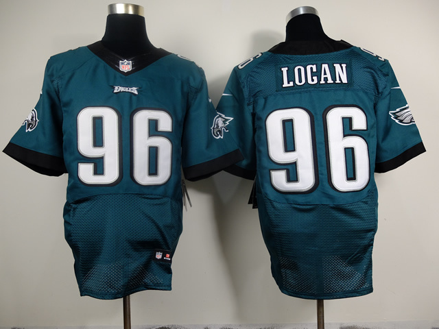Philadelphia Eagles 96 Logan Green 2014 New Nike Elite Jerseys