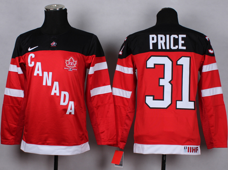 Youth NHL Olympic 31 price red 2015 Jerseys