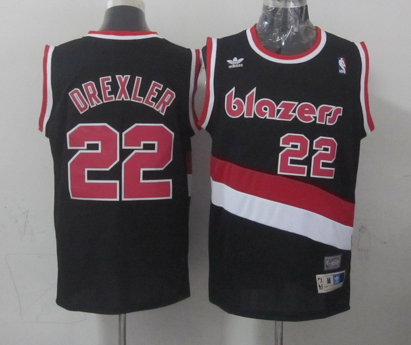 NBA Portland Trail Blazers 22 derxler black 2015 Jerseys