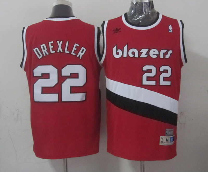 NBA Portland Trail Blazers 22 derxler red 2015 Jerseys