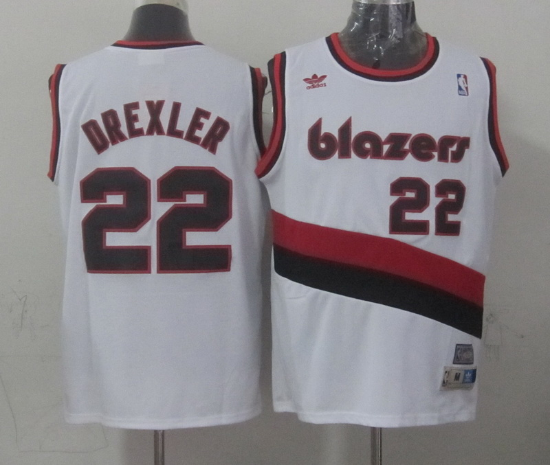 NBA Portland Trail Blazers 22 derxler white 2015 Jerseys