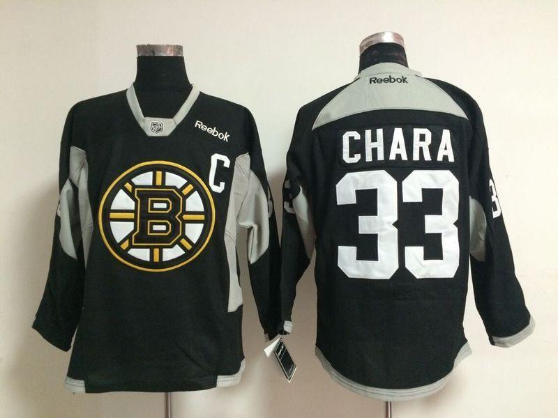 NHL Boston Bruins 33 chara black 2015 Jerseys