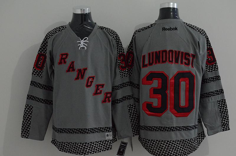 NHL New York Rangers 30 sundqvist grey 2015 Jerseys