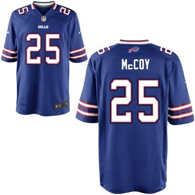 Buffalo Bills 25 LeSean McCoy Royal Blue 2015 Nike Game Jerseys