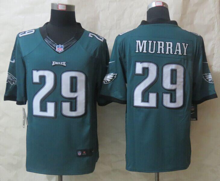 Philadelphia Eagles 29 Murray Green Nike Limited Jerseys