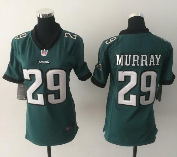 Womens Philadelphia Eagles 29 murray green 2015 nike New Players Jersey