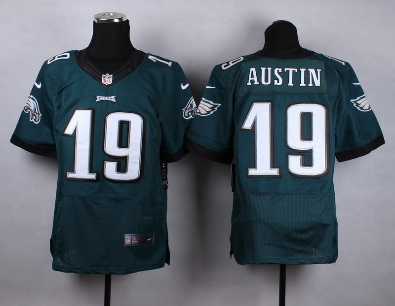Philadelphia Eagles 19 austin green 2015 Nike Elite Jersey