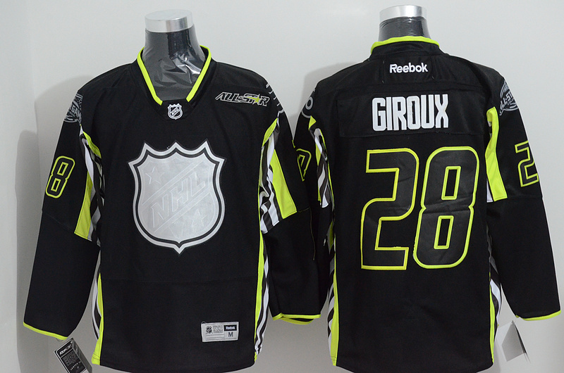 NHL Philadelphia Flyers 28 giroux white 2015 All Star Jersey