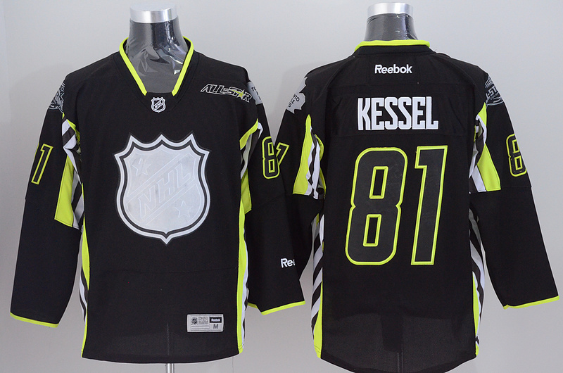 NHL Toronto Maple Leafs 81 kessel black 2015 All Star Jersey