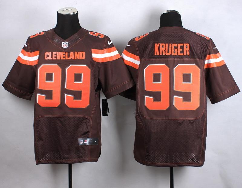 Cleveland Browns 99 kuruger brow New 2015 Nike Elite Jersey