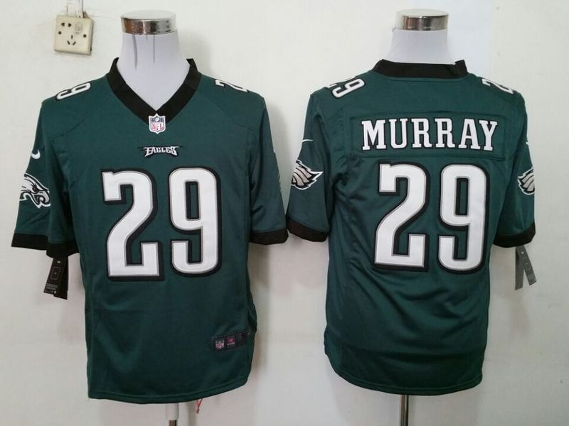 Philadelphia Eagles 29 Murray green 2015 New Game Jersey
