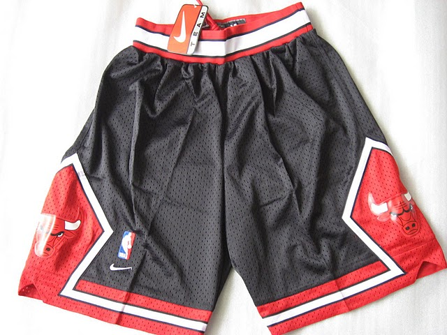 Chicago Bulls NBA Shorts
