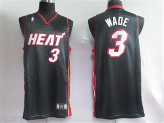Minmi Heat 3 WADE Black Jersey