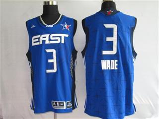 Minmi Heat 3 WADE blue Fans version Jersey