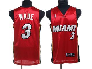 Minmi Heat 3 WADE red Jersey