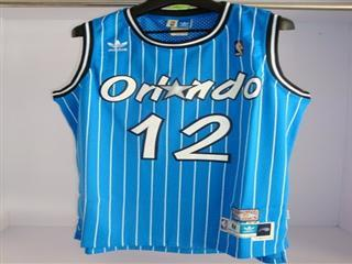Orlando Magic 12 HOWARD blue Jersey