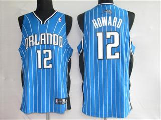 Orlando Magic 12 HOWARD blue Jerseys