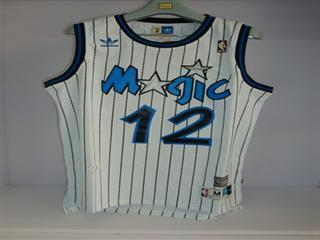 Orlando Magic 12 HOWARD WHITE Jersey