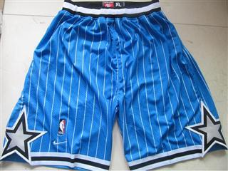 Orlando Magic Shorts Blue Jersey